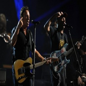 "Thing of the Day: Bruce Springsteen and Tom Morello – ""The Ghost of Tom Joad"""
